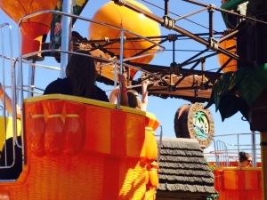 Blackpool Pleasure Beach Rides for Children