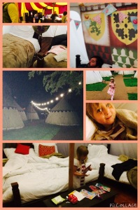glamping, medieval, warwick castle