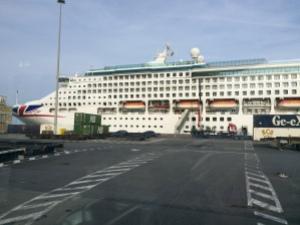Oceana Ship
