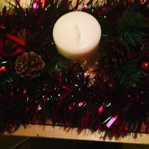 Our Christmas Centrepiece