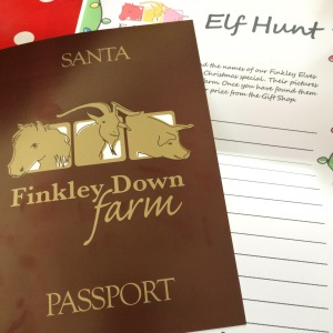 The Santa passport and elf hunt to claim your freebie from the gift shop
