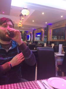 Captain's Restuarant, Fish and Mezze Bar, Andover, Hampshire