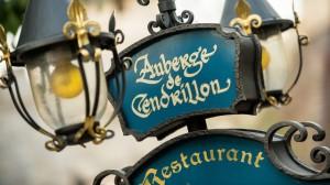 Auberge de Cendrillon, Cinderella's Restaurant in Fantasyland Photo Credit: Disneylandparis.com