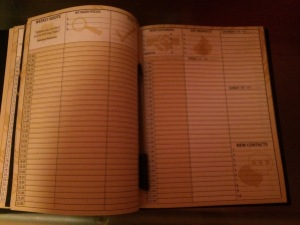 Having a good planner can help you to focus the time spend on your business and prevent you from procrastinating